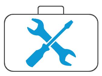 Koffer für Handwerk