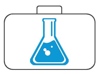 Koffer für Labortechnik