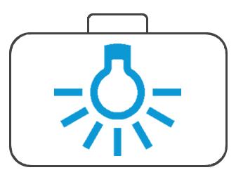 Koffer für Lichttechnik