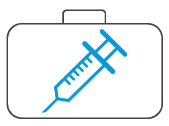 Koffer für Medizintechnik
