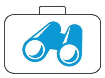 Koffer für Optik