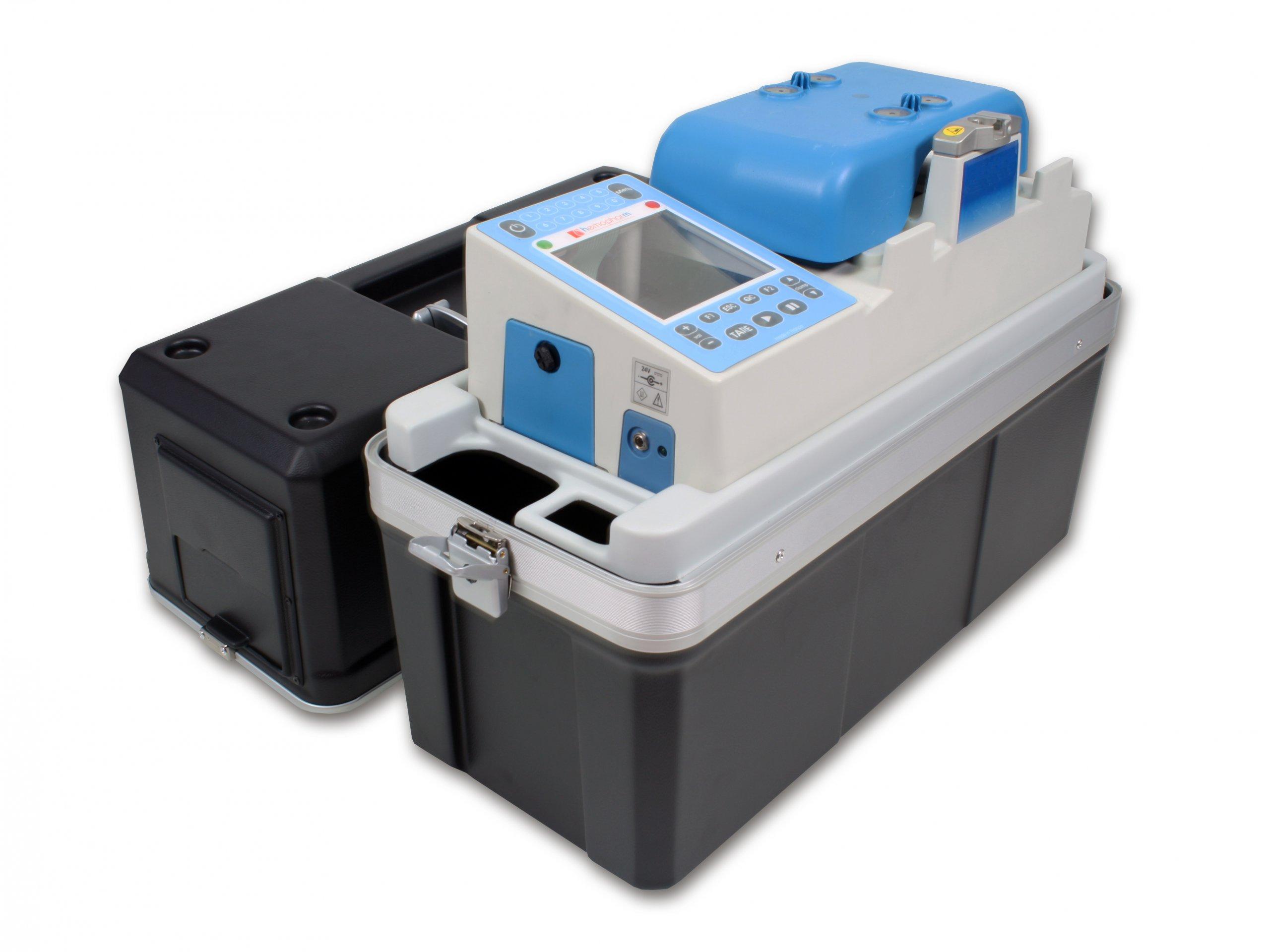 Koffer mit spezieller Inneneinrichtung