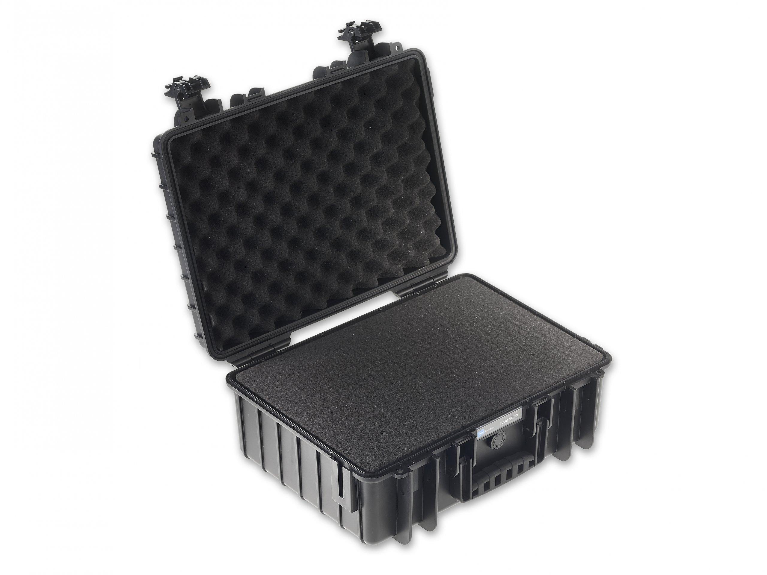 Outdoor Case Typ 5000 mit Würfelschaum