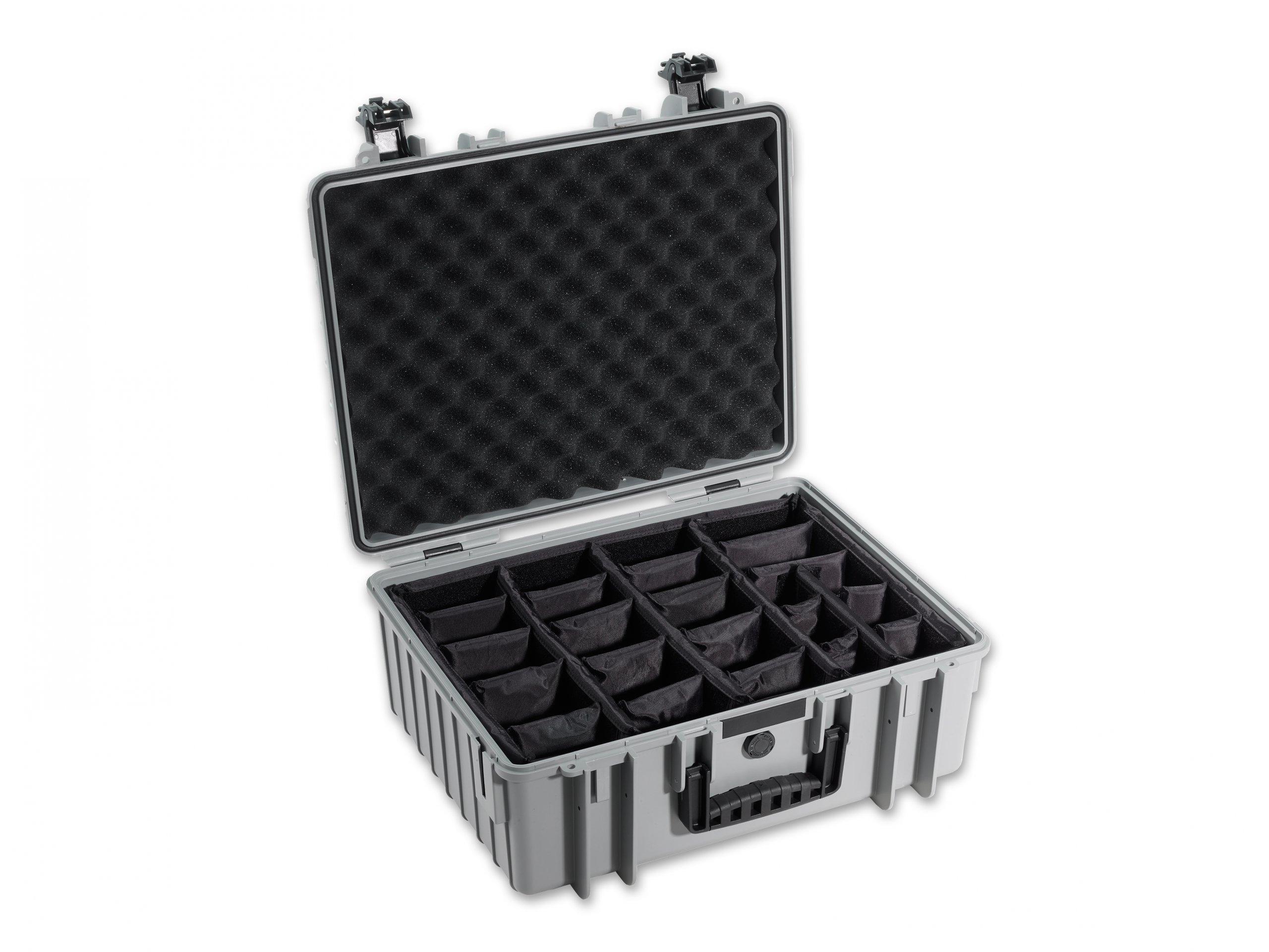 Outdoor Case Typ 6000 mit RPC