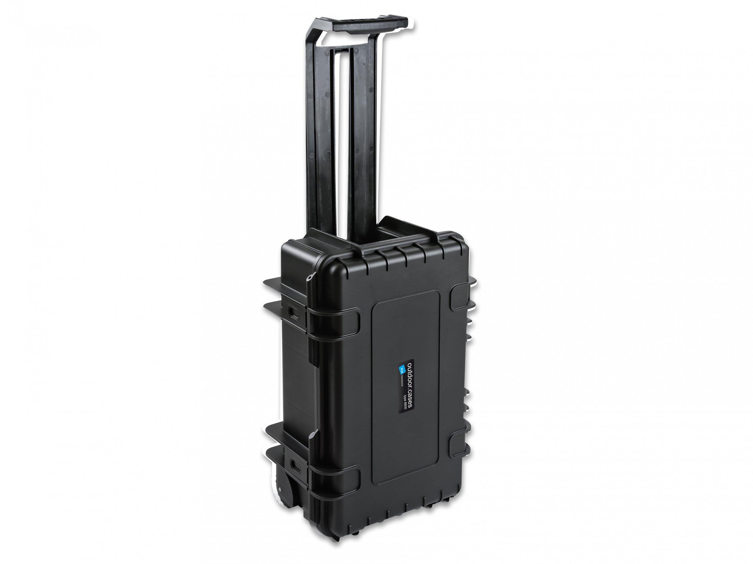 Outdoor Case Typ 6600 mit Trolley