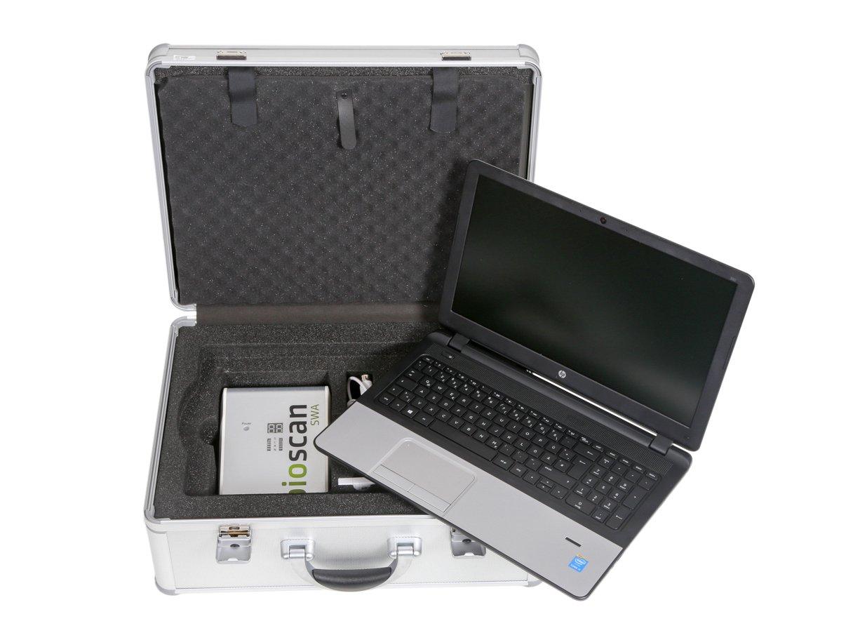 Koffer für Bioenergetische Spektralanalyse