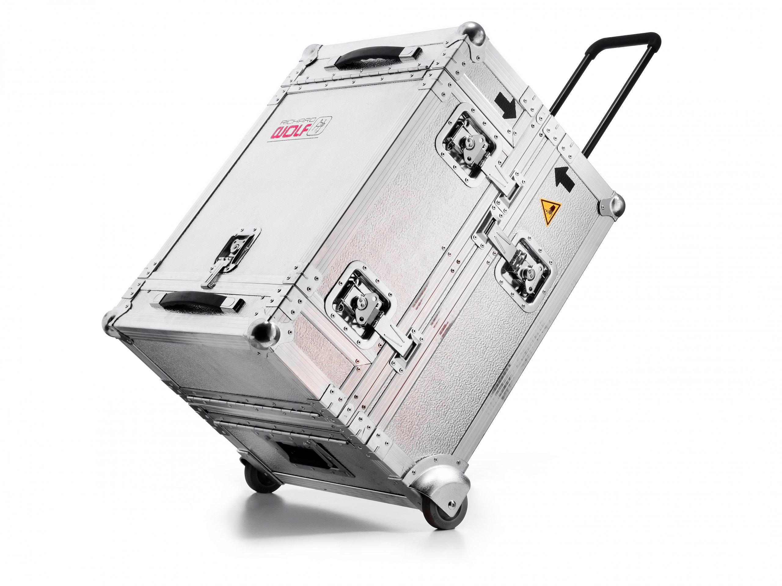 Transportkoffer für Medizingerät