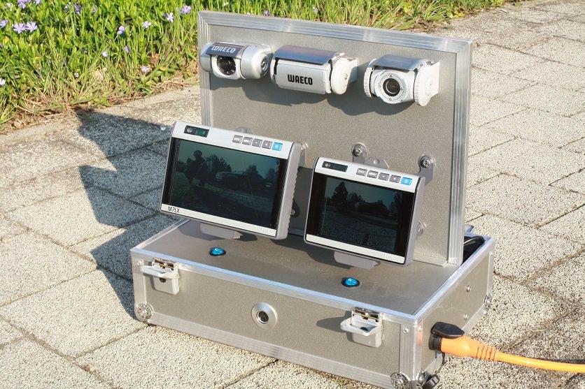 bwh koffer Geräteeinbau