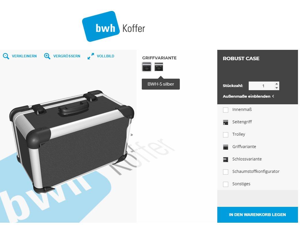 bwh kofferkonfigurator