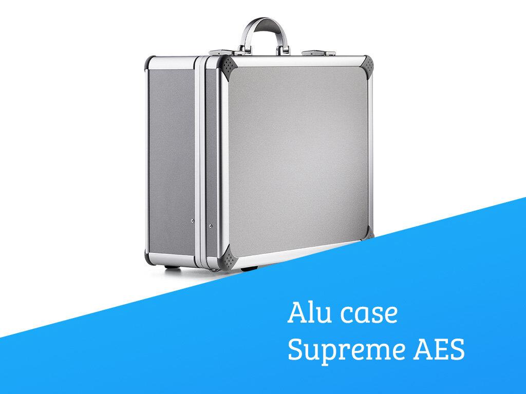 Aluminium case Supreme AES