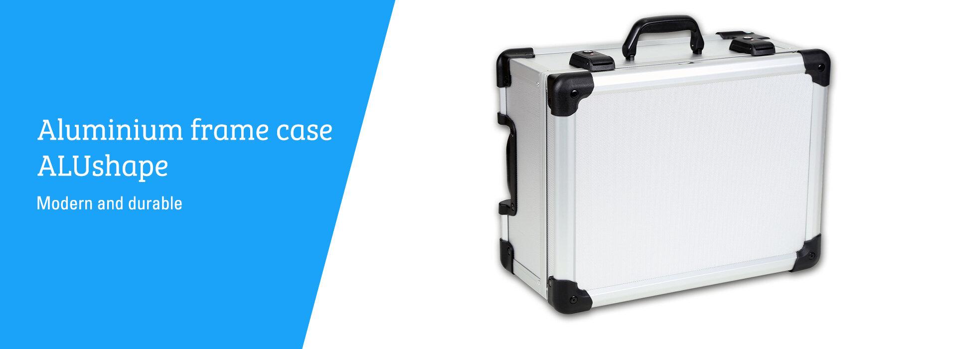 Aluminium case ALUshape