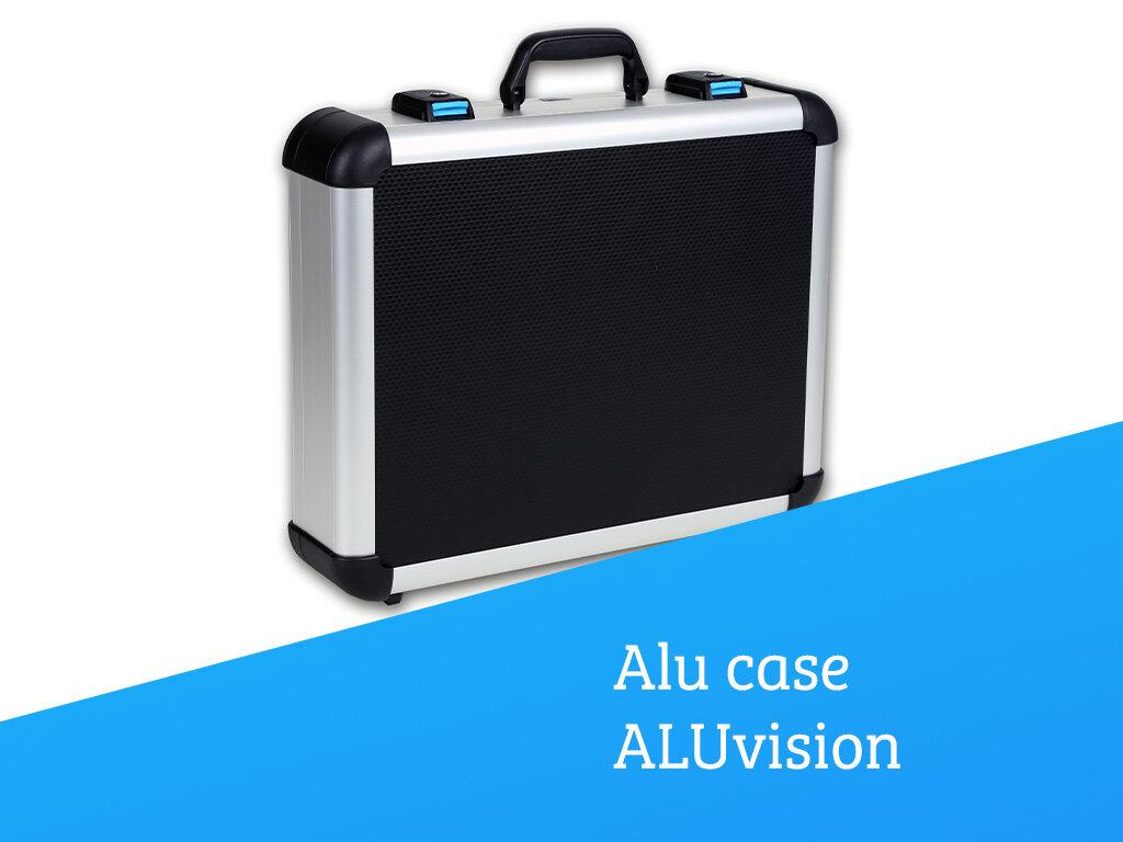 Aluminium case ALUvision