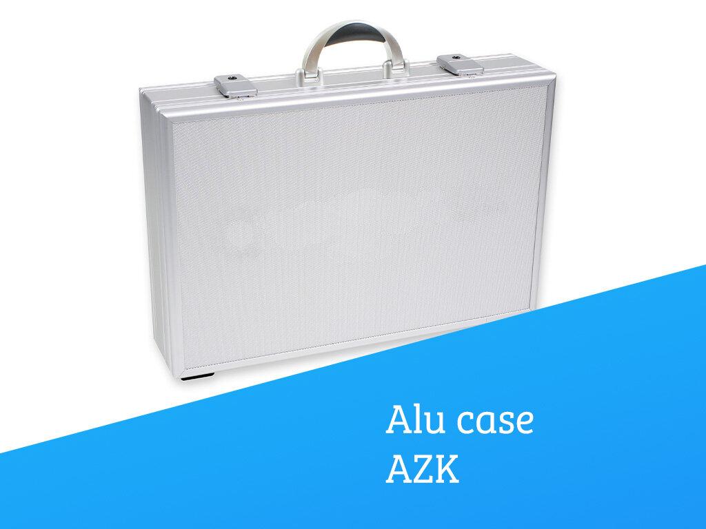 Aluminium case AZK