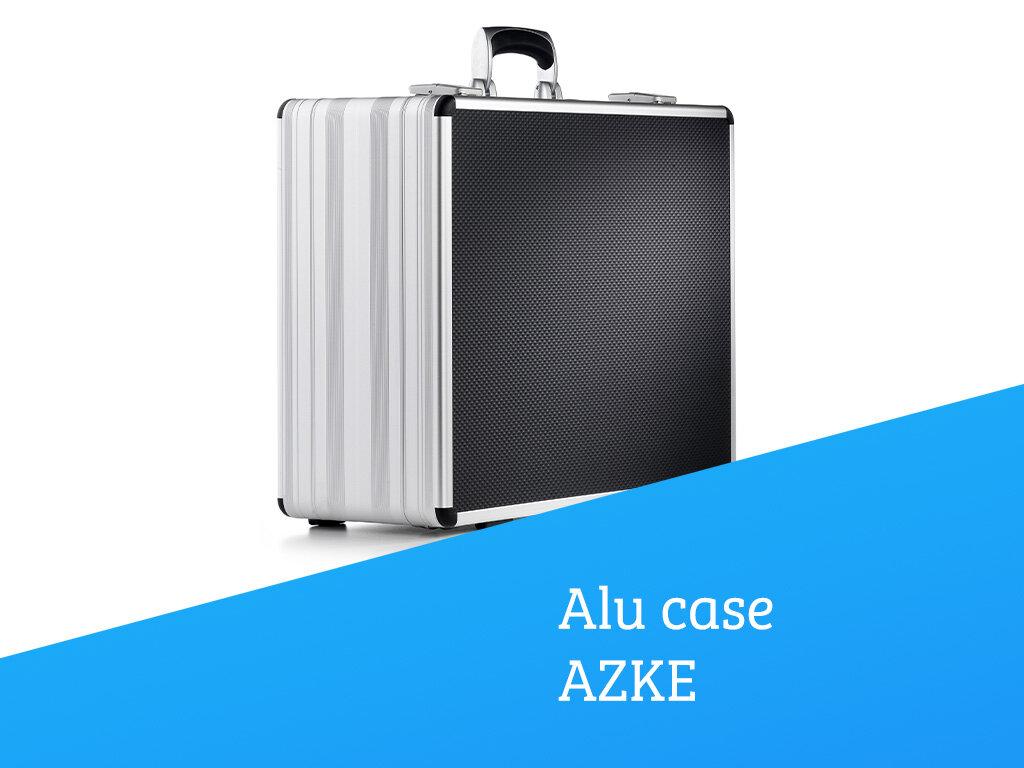 Aluminium case AZKE