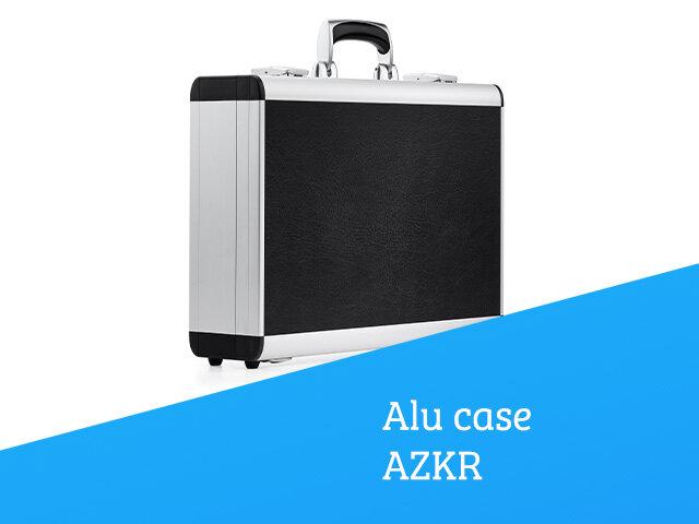 Aluminium case AZKR
