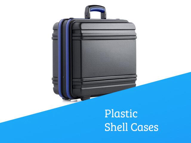 Plastic shell cases
