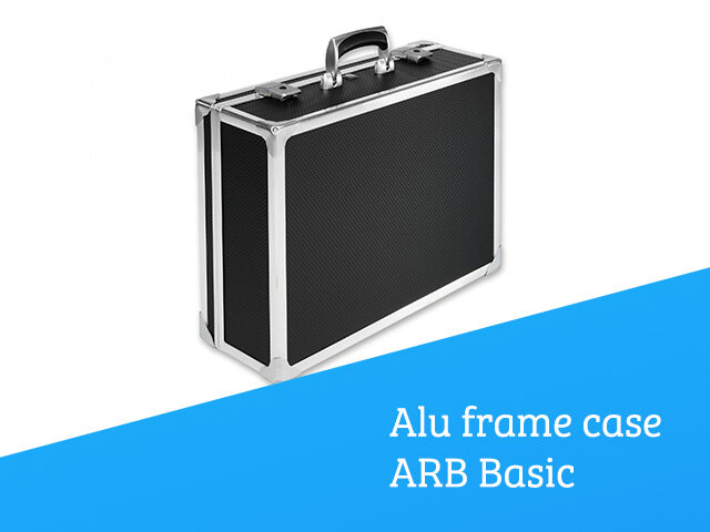 Alu frame case ARB Basic