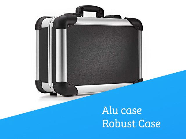 Aluminium frame case Robust Case