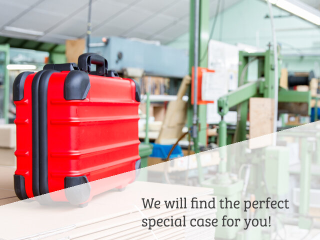 We find the perfect special case for you!