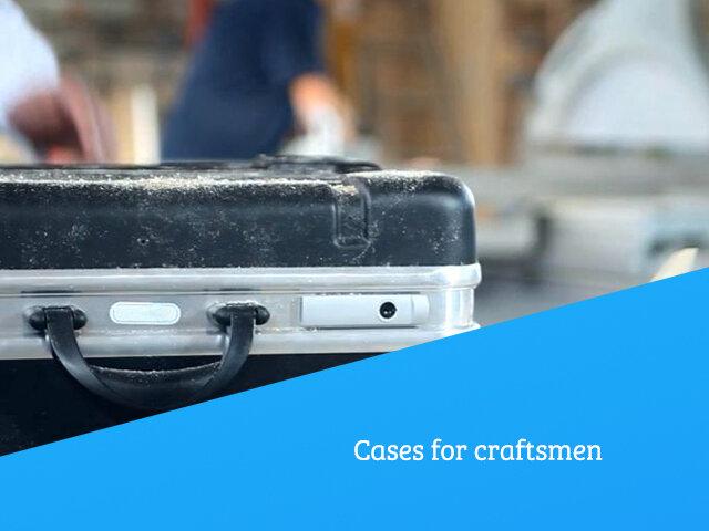 Cases for Craftsmen
