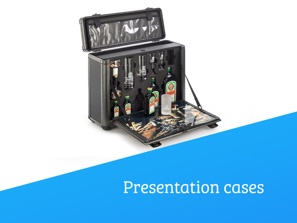 Presentation cases